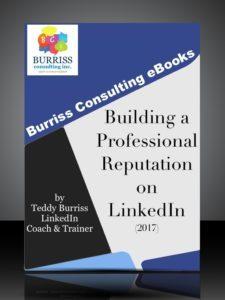 Building a Professional Reputation using LinkedIn