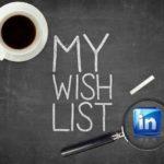 Teddy Burris LinkedIn Wish List
