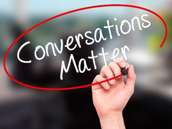 Teddy Burriss - LinkedIn Strategist, Trainer & Coach providing LinkedIn Training - Conversations Matter